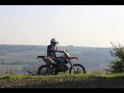 Endurocross mit Matze Werner - 200 KTM EXC 2-Takt