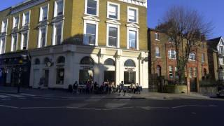 preview picture of video 'Time-Lapse Belsize'