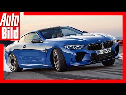 Zukunftsaussicht: BMW M8 (2019) Details/Erklärung