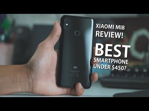 Xiaomi Mi8 Review! – Best Budget Smartphone I Ever Bought, WOW!