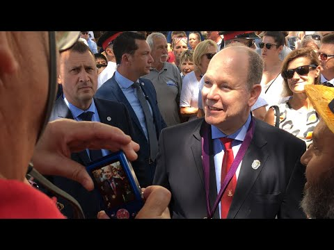 Monaco célèbre ses liens avec la Bretagne en recevant une délégation de la région