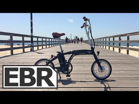 Blix Vika Travel Video Review – $1.5k Small, Lightweight, Folding Electric Bicycle