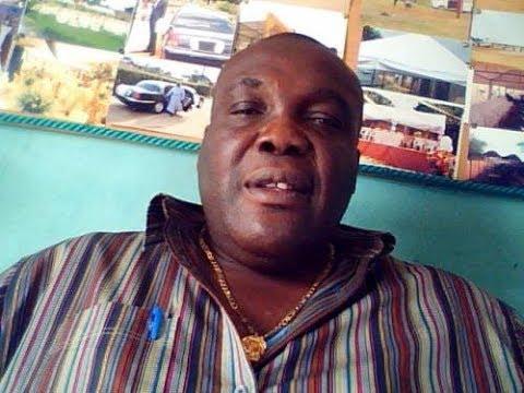 Four Gunmen Waste 25 Bullets On Ex-Anambra Party Chairman Frank-Anthony Igboka