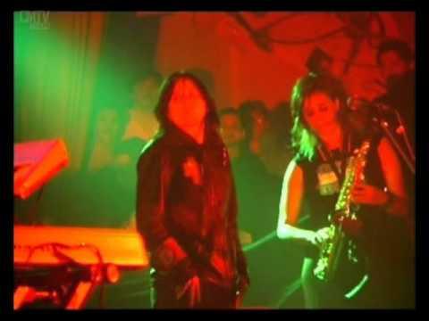 Charly García video Demoliendo hoteles - Roxy - Mar del Plata 2002