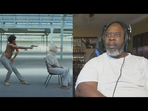 Dad Reacts to Childish Gambino - This Is America (Official Video) (видео)