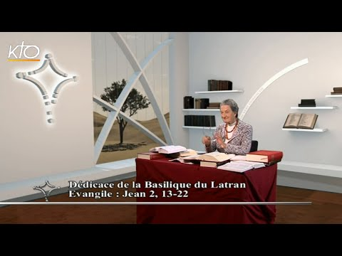 Dédicace du Latran année A - Evangile