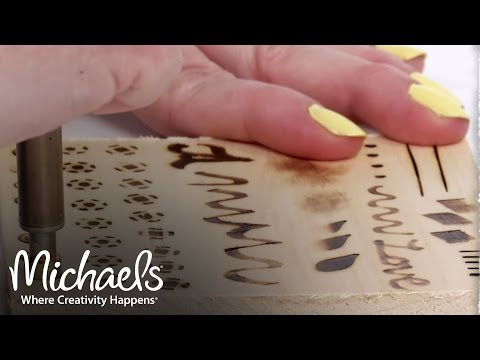 Download Woodburning Tools | Extras: Crafts & Hobbies | Michaels
