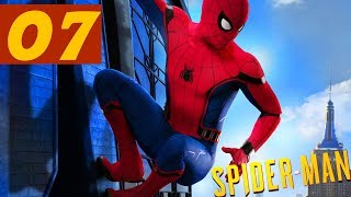 Spider-Man - Part 07 - Est-ce qu'il y a Spider-Cochon ? | Spiderman PS4 Gameplay FR