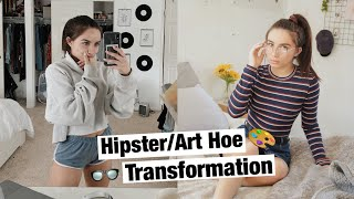 Basic To Hipster/Art Hoe Transformation