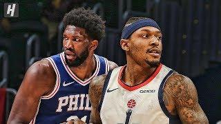 Philadelphia 76ers vs Washington Wizards - Full Game Highlights   December 5   2019-20 NBA Season