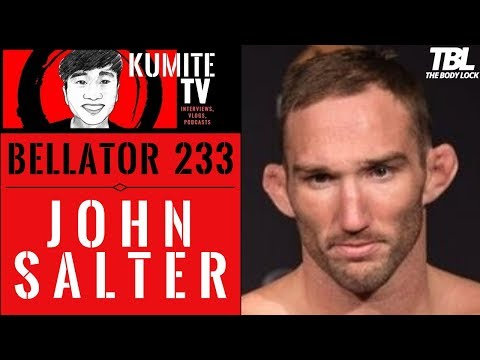 John Salter believes Gegard Mousasi was being a baby for accusing Rafael Lovato Jr. of PEDs