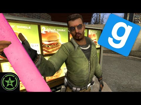 Beware the Noodle - Gmod Gune - Trouble in Terrorist Town | Let's Play (видео)