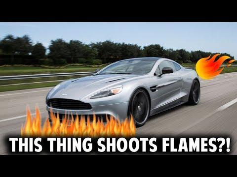 Worlds Most Modified Aston Martin Vanquish