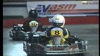 preview picture of video 'National Karting League 2005 - Race 1 - ProKarting Rehovot'