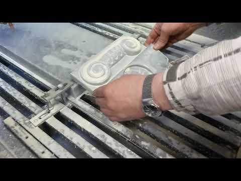 Мрамор на чпу. 3D обработка мрамора