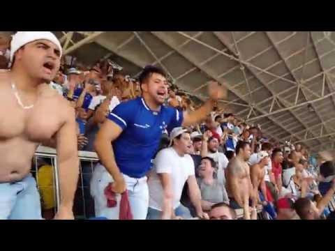 """TFC - Frangas 2 x 3 Cruzeiro - Campeonato Brasileiro - 12/06/2016"" Barra: Torcida Fanáti-Cruz • Club: Cruzeiro"