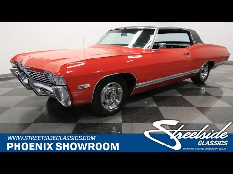 1968 Chevrolet Caprice (CC-1253931) for sale in Mesa, Arizona