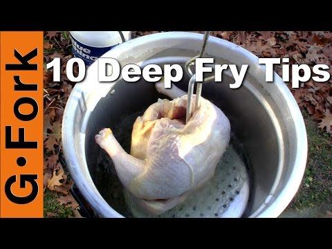 Deep Fry Turkey - 10 Tips - GardenFork