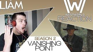 Westworld 2x09: Vanishing Point Reaction