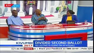 Kivumbi2017: DP Ruto and President Uhuru cast their votes