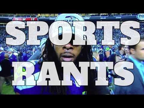 Top 10 Sports Rants (Quickie)