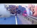 صور ومشاهد لحوادث الشاحنات تحبس الأنفاس 18