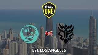Beasctoast vs Thunder Predator - ESL One Los Angeles