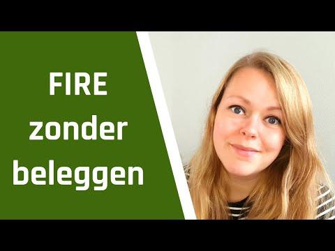 Video: 3 methodes om FIRE te bereiken zonder beleggen