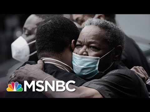 We are in this together. | This is who we are. | MSNBC
