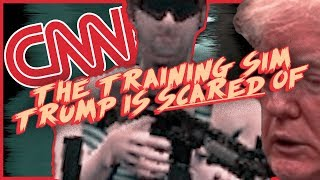 This is a School Shooter Training Sim According to CNN