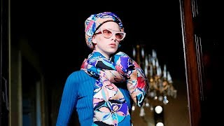 Emilio Pucci | Fall Winter 2018/2019 Full Fashion Show | Exclusive