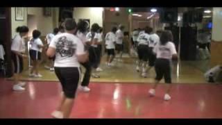 Booty Bounce-Club Moet Line Dancers