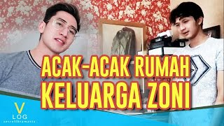 Video ACAK ACAK RUMAH KELUARGA ZONI!!! MP3, 3GP, MP4, WEBM, AVI, FLV September 2019