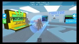 Roblox Game Dev Simulator (New) Code free (1k Coins)