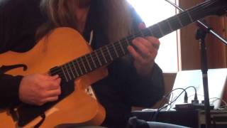 """In A Mellow Tone"" - Bucky Pizzarelli, Ed Laub, Walt Bibinger - Luthier's Showcase 2013"