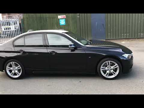 BMW 3 SERIES 3.0 335D XDRIVE M SPORT 4DR AUTOMATIC