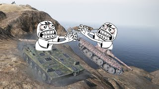 World of Tanks Epic Wins and Fails Ep106