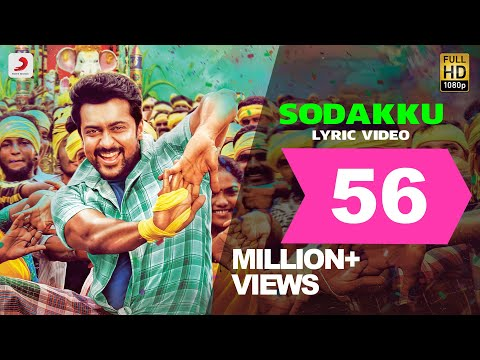 Download Thaanaa Serndha Koottam - Sodakku Tamil Lyric | Suriya | Anirudh l Vignesh ShivN HD Mp4 3GP Video and MP3