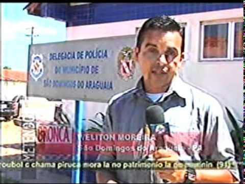 (KL) Joaquim Campos esculacha vereadores de São Domingos do Araguaia