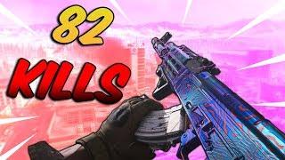 82 Kill Warzone Madness With Spratty, Speros & Fluxury! COD Warzone Win!