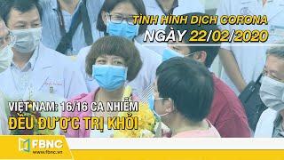 Tin tức hôm nay 22/02/2020 sẽ tổng hợp diễn biến nổi bật nhất về dịch virus corona: +Thế giới: Tổng số ca phục hồi mới tăng gấp 15 lần số ca tử vong mới +Chính phủ Nhật bị chỉ trích vì chậm cách ly dịch trên tàu Diamond Princess +Việt Nam: 16/16 ca nhiễm đã được trị khỏi +Nhiều tranh luận về việc cho học sinh nghỉ học đến hết tháng 3 --------------- FBNC (Financial Business News Channel) là kênh truyền hình của HTVC  dành cho giới kinh doanh, thông tin chuyên sâu về  kinh tế Việt Nam, bất động sản,  tài chính ngân hàng,  chứng khoán và cổ phiếu, giá vàng và khởi nghiệp,… Nếu bạn đã, đang và sẽ định giá doanh nghiệp. Hãy đồng hành cùng FBNC TV!  Kênh truyền thông FBNC: Fanpage https://www.facebook.com/KinhTeTaiChi... Zalo https://zalo.me/fbncvn Youtube http://www.youtube.com/FBNCVietnam Website fbnc.vn FBNC Live --------------- FBNC ĐỒNG TIỀN THÔNG MINH - CUỘC SỐNG THÔNG MINH #viruscorona #corona #fbnctv