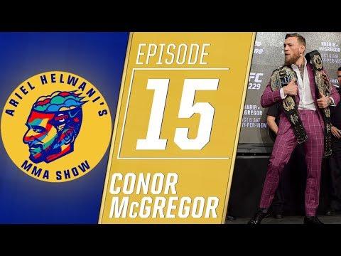 Conor McGregor says he'll KO Khabib Nurmagomedov at UFC 229 | Ariel Helwani's MMA Show | ESPN