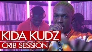 Kida Kudz Freestyle   Westwood Crib Session (4K)