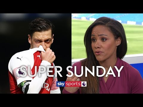 Are Arsenal Going To Finish In The Premier League Top Four? | Super Sunday