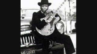 'Mad Man Blues' by John Lee Hooker