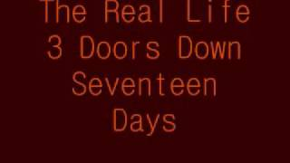 3 Doors Down-The Real Life lyrics