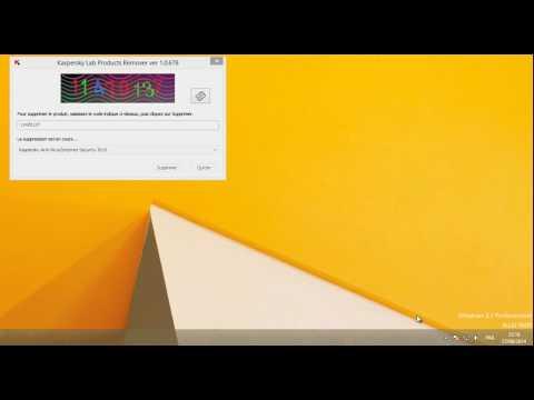 comment installer l'antivirus kaspersky