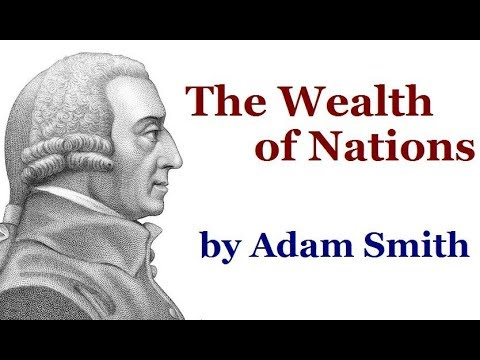 The Wealth Of Nations, Book 1 (Chapter 1) By Adam Smith Mp3
