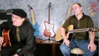 Capo Secrets with 2 Guitars