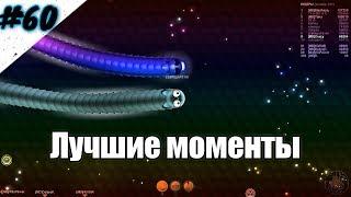WORMAX.IO - ЛУЧШИЕ МОМЕНТЫ CLAN[MD]#60